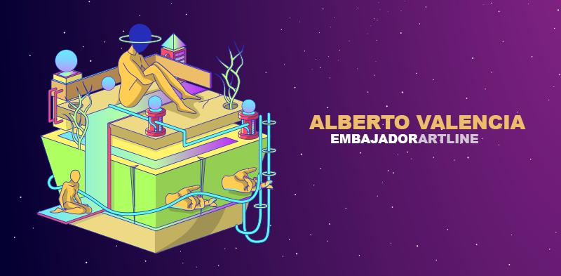 Embajadores Artline – Alberto Valencia