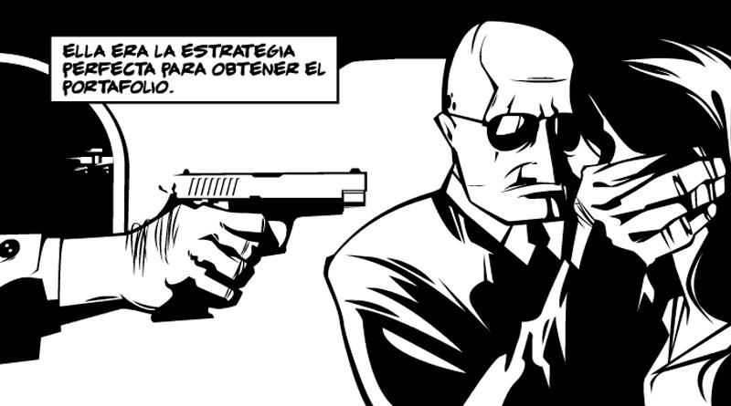 LOS GANGSTERS DE JACKSON